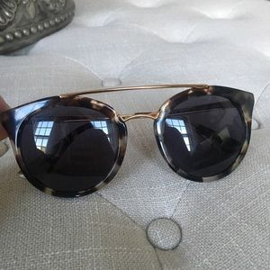 Prada Sunglasses - women's - brand new with case